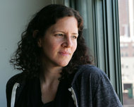 LAURA POITRAS credit: Ruby Washington/New York Times photographer - borrowed w/o permission