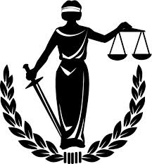 Justice - statue with scales