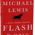 Flash Boys cover by Michael Lewis