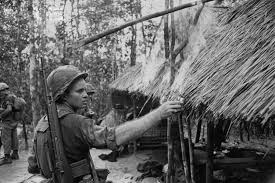 """Iconic image of """"pacification"""" campaign during Vietnam War"""