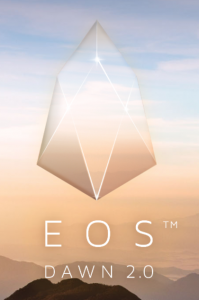 eos.io website logo