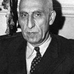ranian Premier Mohammed Mossadegh ca. 1951