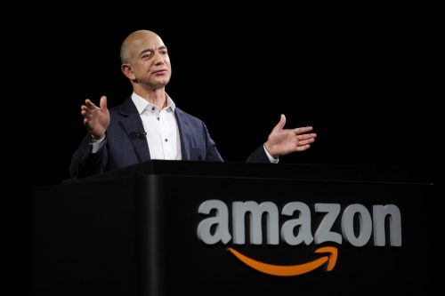 Jeff Bezos Amazon image