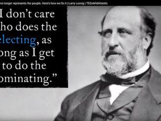 Boss Tweed on controlling nominating process