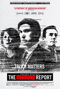 The Report movie poster